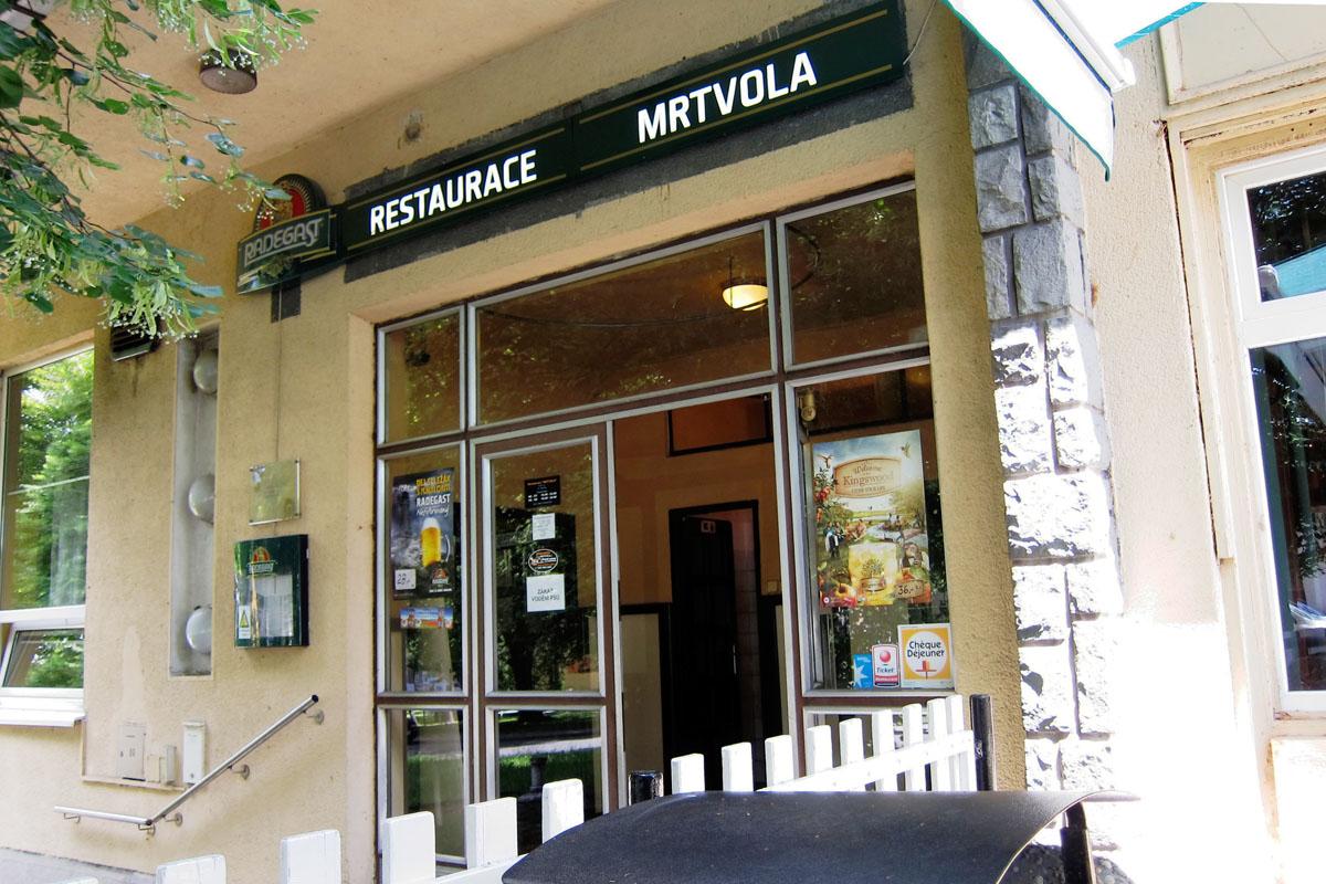 Restaurace Mrtvola